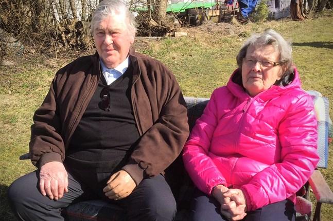 Erik och Saga Westerlund har nyss firat att de blivit 90 år. I sommar har de varit gifta i 67 år.