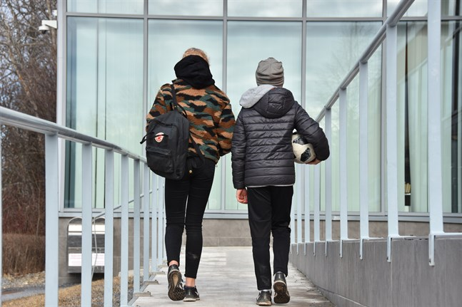 Vardagen i skolan är inte sig lik när eleverna är tillbaka i skolbänken.