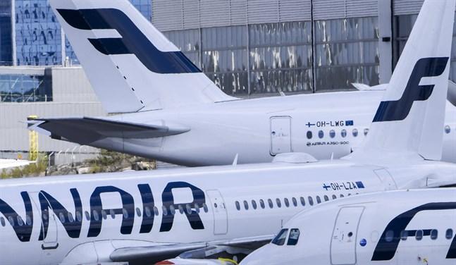 Finnair förlitar sig på utländsk arbetskraft på de nyöppnade flygrutterna till Asien.