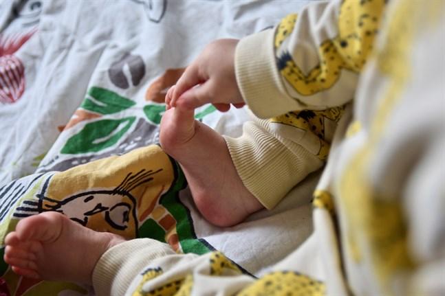 Jämfört med år 2010 har barnfamiljer med barn under 3 år minskat med nästan 20 procent, uppger Statistikcentralen.