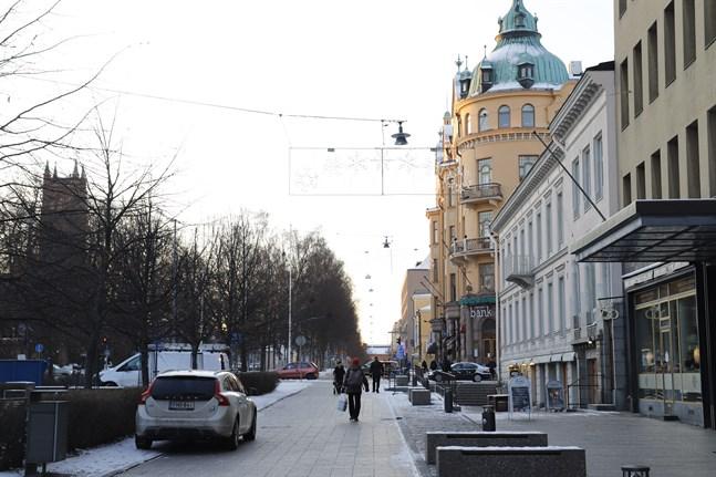 Undersökningen gjordes för Vasas del i slutet av 2019.