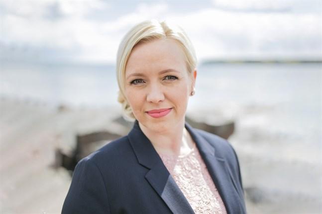 Johanna Holmäng.
