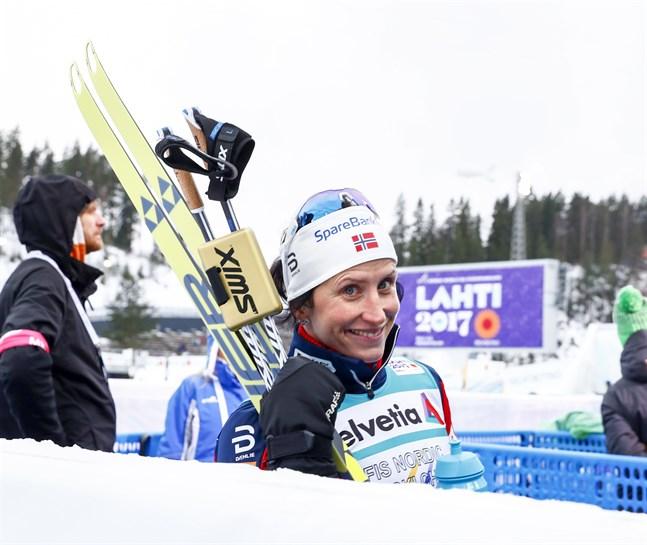 Marit Björgen satsar på Vasaloppet nästa år.