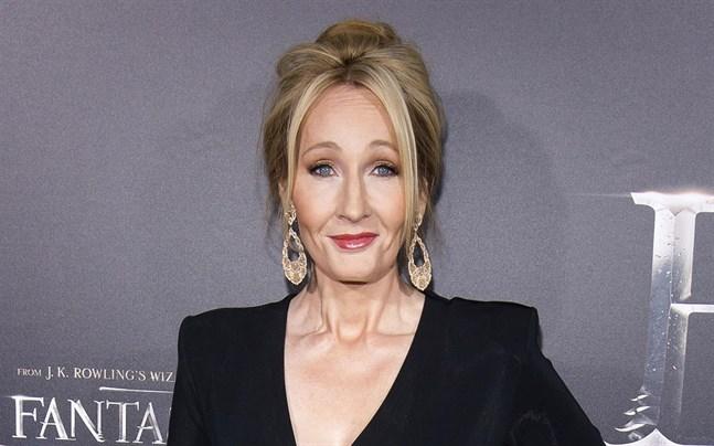 """""""Harry Potter""""-författaren JK Rowling har dammat av en gammal sagobok hon skrev för tio år sedan. Arkivbild."""