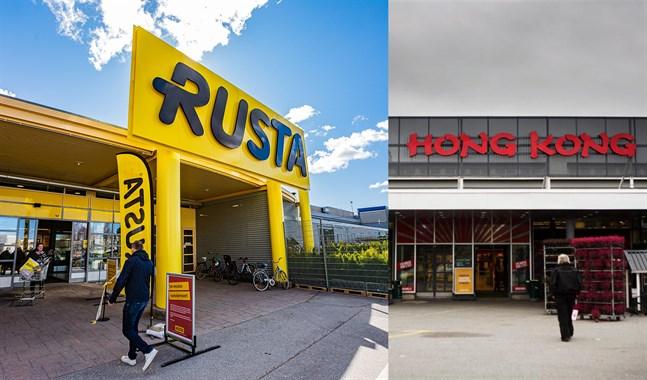 Rusta har redan slagit upp dörrarna i Karleby. Där öppnades affären utan pompa och ståt redan i början av maj.