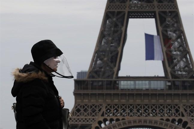 Frankrike förbjuder användning av malariamedicinen hydroxiklorokin mot cororona. Arkivbild.