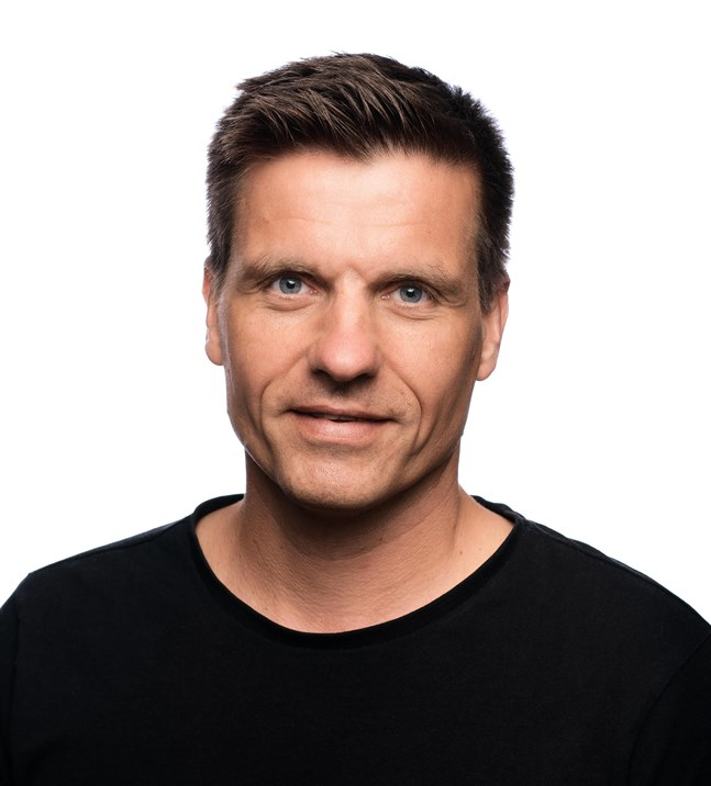 Kenneth Hagman är uppvuxen i Jakobstad men flyttade till Sverige för mer än tjugo år sedan.