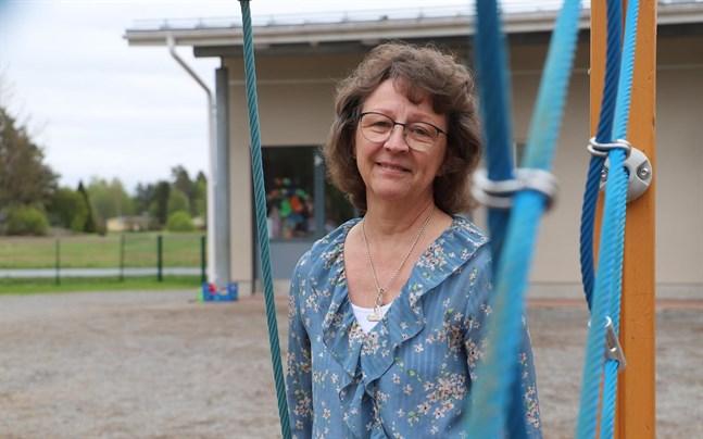 Lisbeth Koivumäki går i pension med blandade känslor.