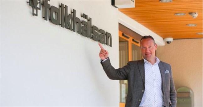 Johan Johansson blir vd för Samfundet Folkhälsans nygrundade fastighetsbolag Folkhälsans Fastigheter.