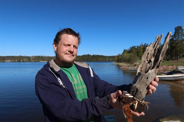 Robinsonvinnaren Micke Björklund föreläser i Jakobstad i höst.
