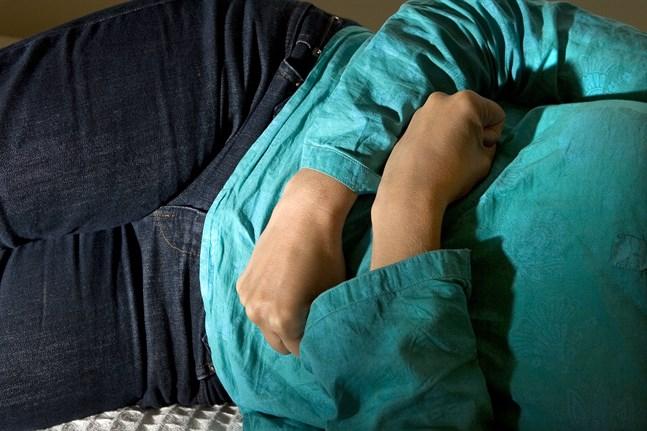 Fyra av tio vuxna i världen kan ha en så kallad funktionell mag-tarmsjukdom. Arkivbild.