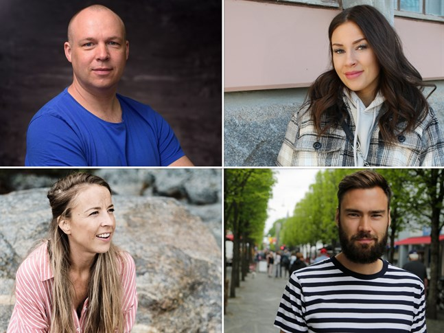 Jonas Bergqvist, Paulina Peltomaa, Alexandra Mangs och Tim Sparv gör dina regniga sommardagar lite roligare med sina tips.