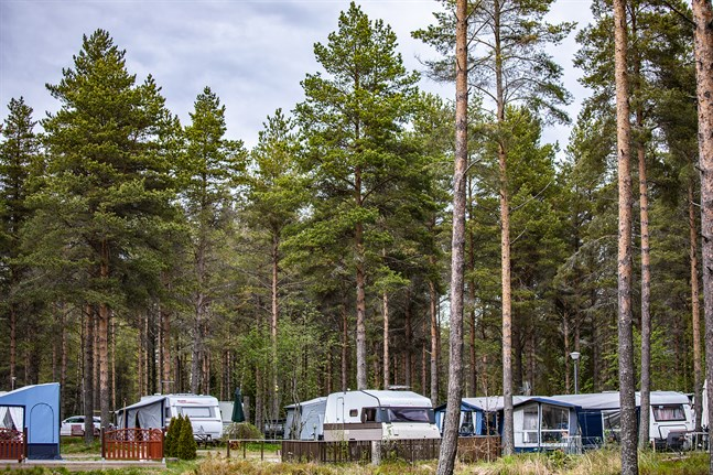 Staden vill att Fäboda Husvagnar rf tar över driften av området vid Fäboda.