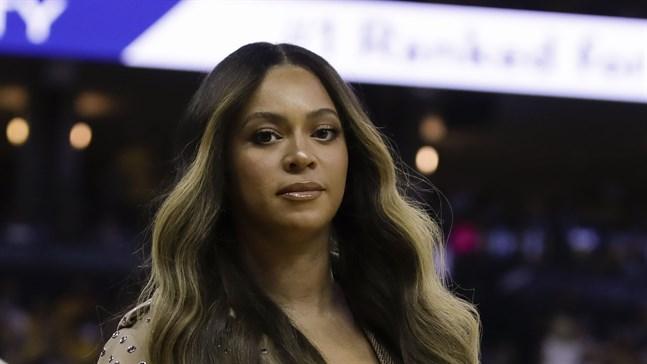 Beyoncé kräver rättvisa för George Floyd. Arkivbild.