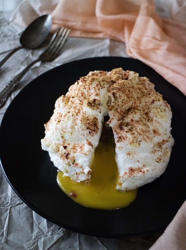Servera snäppet tuffare frukost i sommar: drakägg!