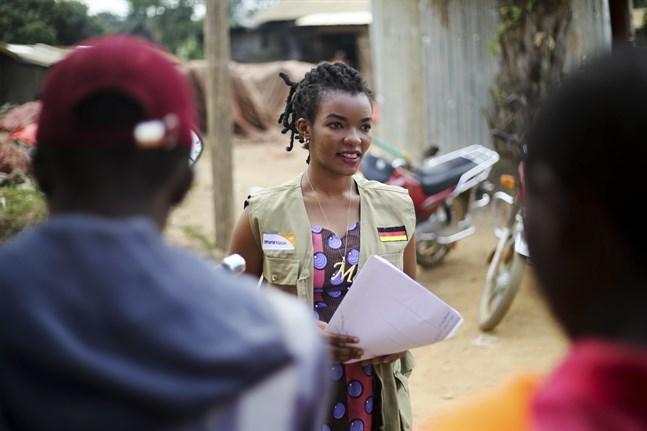 Myndigheter försöker stoppa dödlig ebolaspridning i Kongo-Kinshasa. Arkivbild.