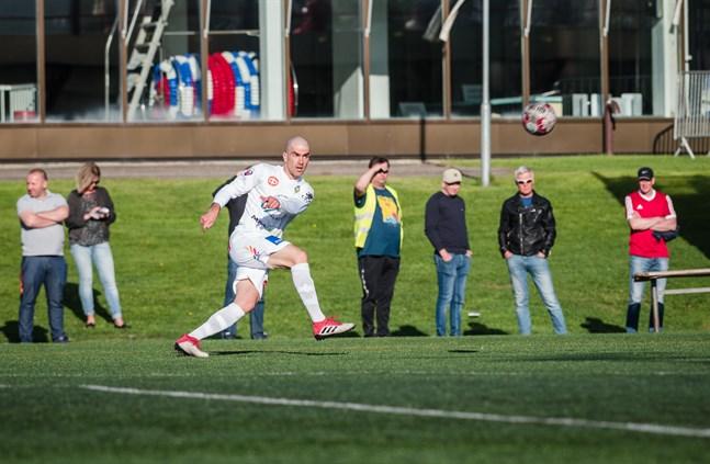 Pavle Milosavljevic är återställd efter sin skada.