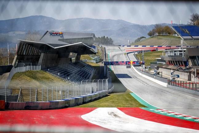 F1-säsongen startar i österrikiska Spielberg,