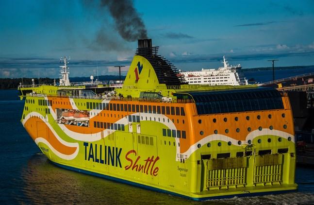 Enligt nuvarande plan kommer Tallink under sommaren att köra med fyra olika fartyg mellan Helsingfors och Tallinn.
