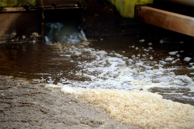 Analyser av avloppsvatten visar att användnngen av amfetamin ökar i huvudstadsregionen.