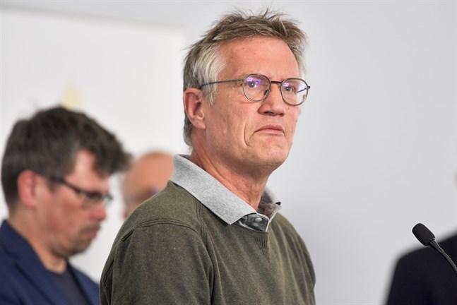 Antikroppar mot det nya coronaviruset innebär en immunitet. Det slår nu Sveriges statsepidemiolog Anders Tegnell fast.