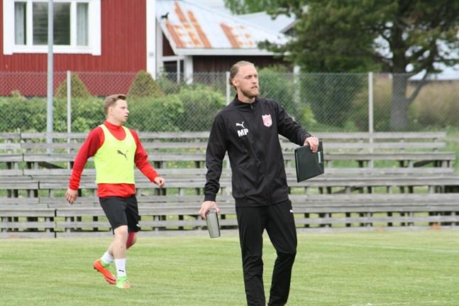 Sportings tränare Matt Poland var nöjd efter genrepet i Eura.