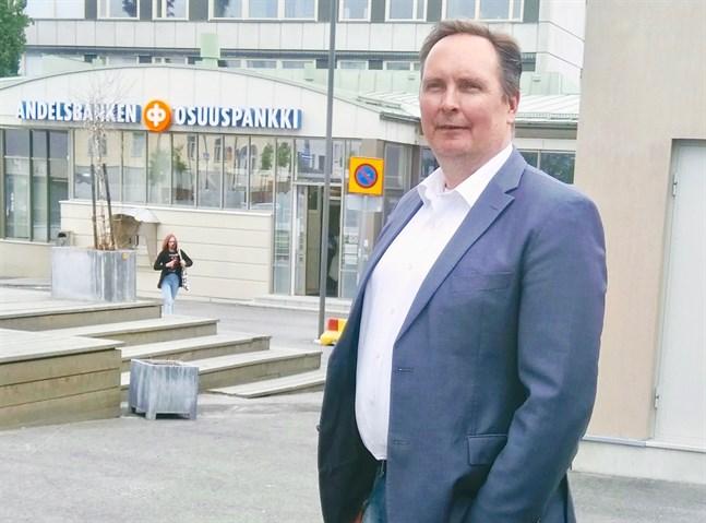 Magnus Ljung tror starkt på pälsbranschens fortlevnad och utveckling.