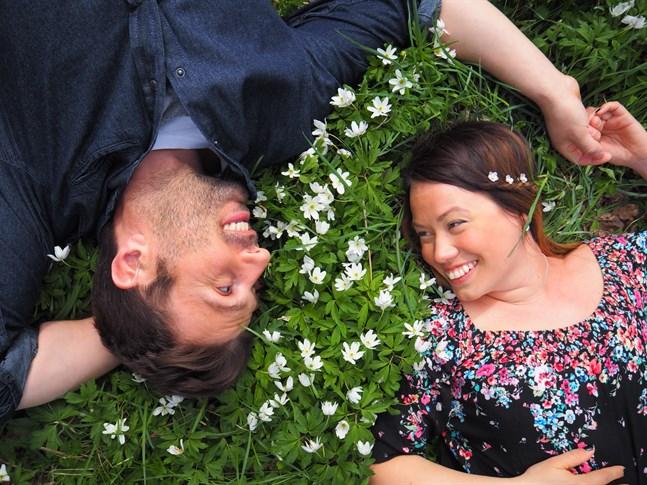 """Det var Ernest Vasili som inspirerade Anna Lotta Wiklund från Kantlax, alias Lovana, till den ballad hon släpper fredagen den 12 juni 2020, """"A Love Like Ours""""."""
