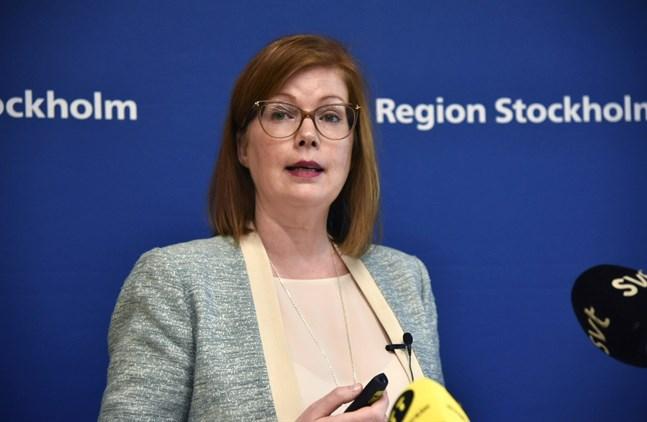 Hälso- och sjukvårdsregionrådet Anna Starbrink (L) menar att vårdskulden nu är stor.