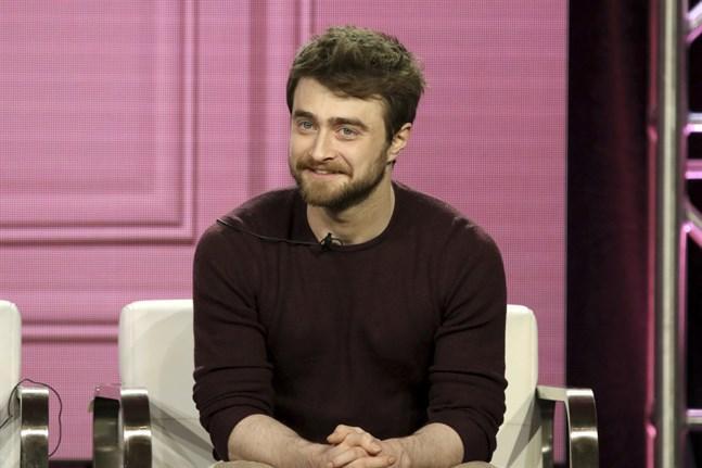 Skådespelaren Daniel Radcliffe tar ställning för transpersoner. Arkivbild.
