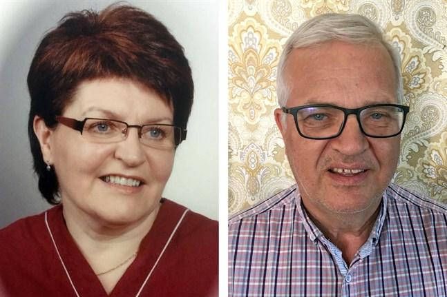 Mona Strandberg och Helge Dahl finns bland de som belönats med förtjänstmedalj.