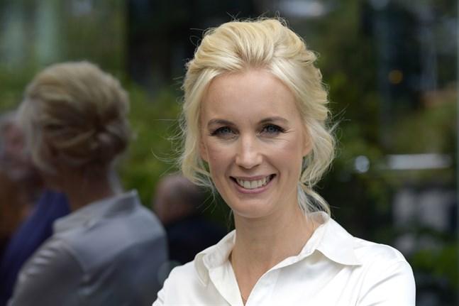 Jenny Strömstedt. Arkivbild.