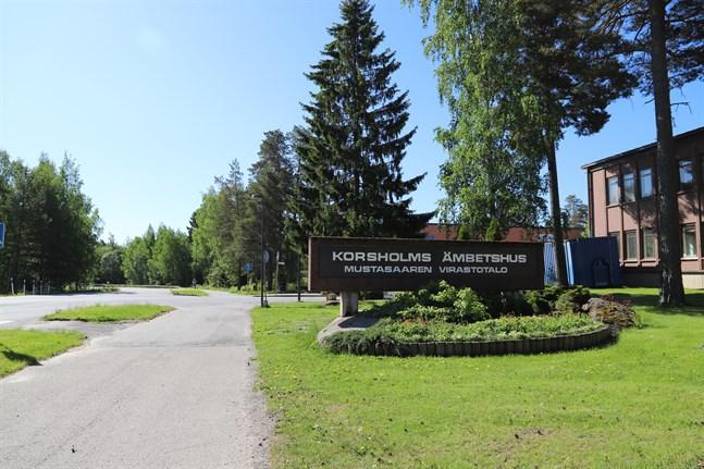 Korsholms kommun avbryter de nyss påbörjade samarbetsförhandlingarna.