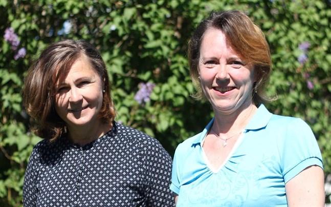 Ann-Louise Ljung och Susanne Hjort kommer stilla sin dansglädje på andra sätt i sommar, då alla sommardanser har ställts in.