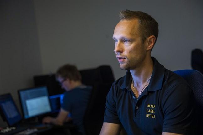 Magnus Sundell valde att lämna storindustrin för att starta eget.