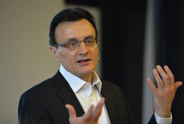 Astra Zenecas koncernchef Pascal Soriot. Arkivbild.