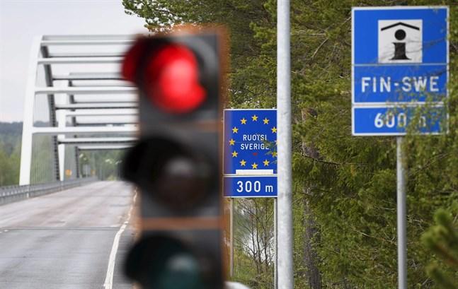 Över 100 nya fall bekräftades i svenska Norrbotten under förra helgen. Bilden är tagen den 4 juni 2020 i Övertorneå.