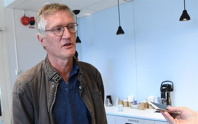 Anders Tegnell är Sveriges statsepidemiolog.