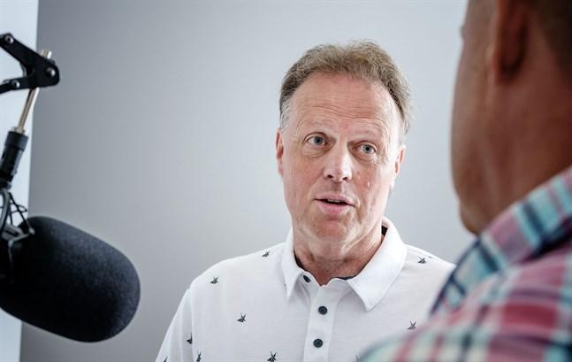 Jaros vd Fredrik Haga redogör Fotbollspodden närmare om de ovanliga förberedelserna inför denna coronapräglade säsong.