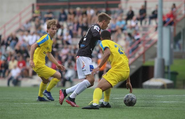 TUS, Jaro och JBK har varit vägen för bröderna Vidjeskog. Isak Vidjeskog hoppade direkt från JBK vidare ut i fotbollsvärlden. De två äldre bröderna hann med att spela för Jaros representationslag innan de drog vidre.