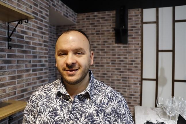 Labinot Vitija tror att han har erfarenheten som krävs för att lyckas med en egen pizzeria.