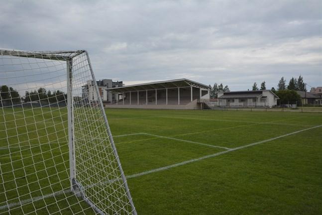 Lördagens match spelas på Centralplanen, för på Mosedal ordnas SFI-mästerskap.