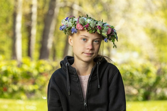 "Greta Thunberg debuterar i ""Sommar i P1""."