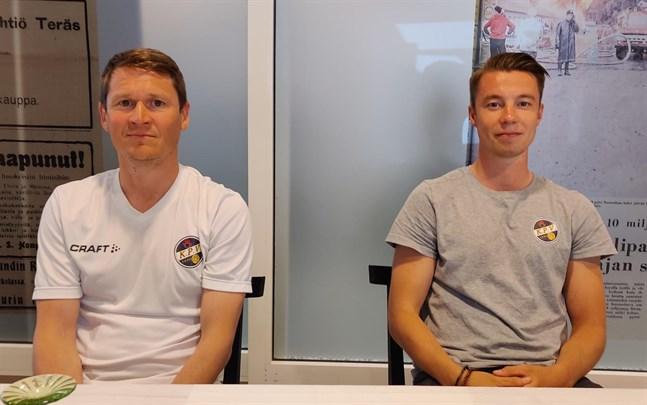 Aleksi Tarvonen är tillbaka från sin skada, men i stället har KPV-tränaren Jani Uotinen nya skador att ta hänsyn till.