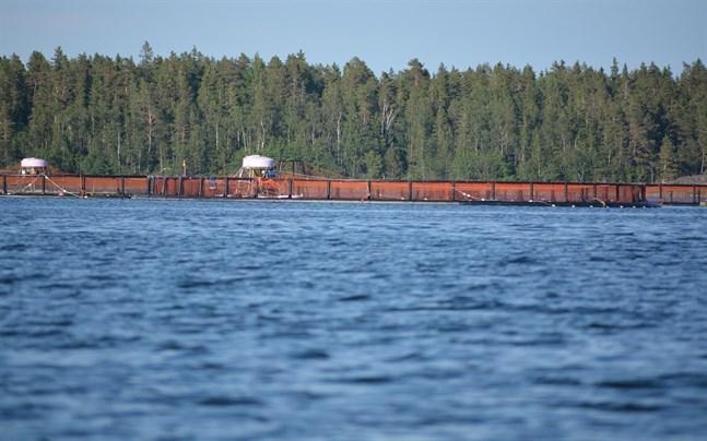 Skaftung skifteslag arrenderar ut vattenområden åt flera fiskodlingar och frågar sig vad som händer med dessa under en flerårig byggnadstid.