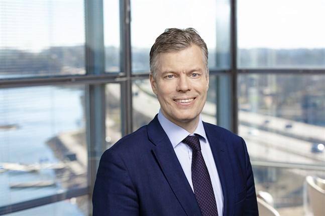 Markus Rauramo har jobbat inom Fortum de åtta senaste åren.