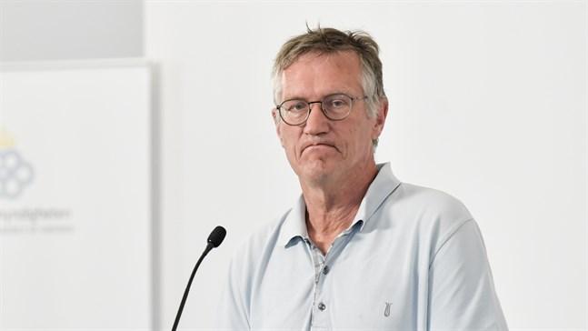 Statsepidemiolog Anders Tegnell. Arkivbild.
