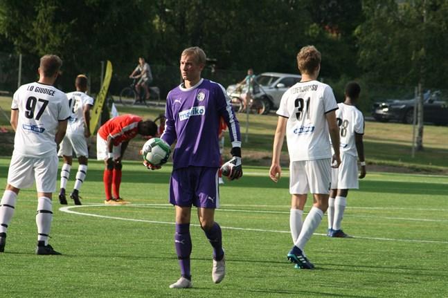 Sporting lånar ut Mika Kaarre till Vasa IFK.