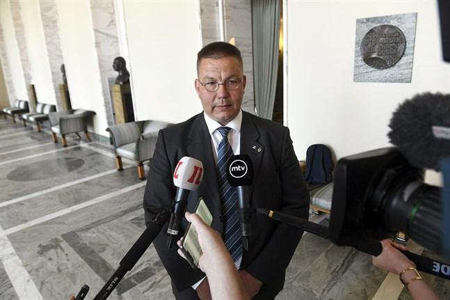 Det blev på fredagen klart att Juha Mäenpää (Sannf) inte kommer att åtalas.