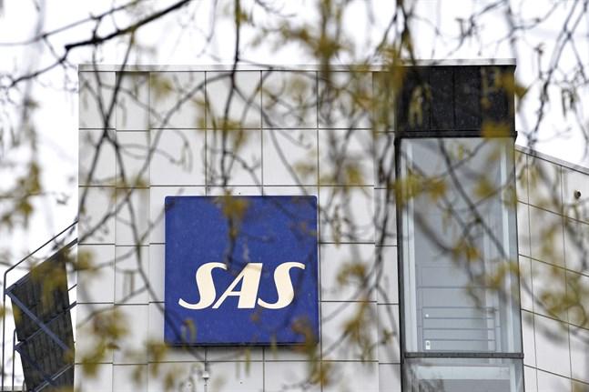 560 piloter har sagts upp från SAS. Arkivbild.